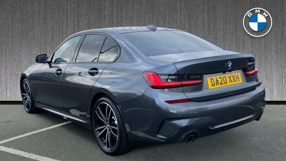 Image 2 - BMW 320d M Sport Saloon (DA20XXH)