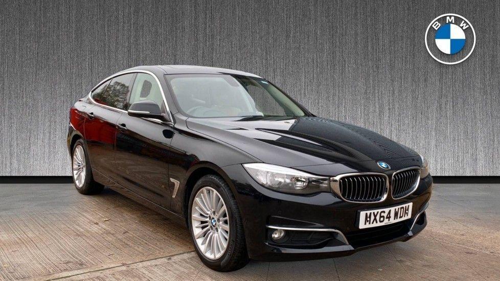 Image 1 - BMW 320d Luxury Gran Turismo (MX64WDM)