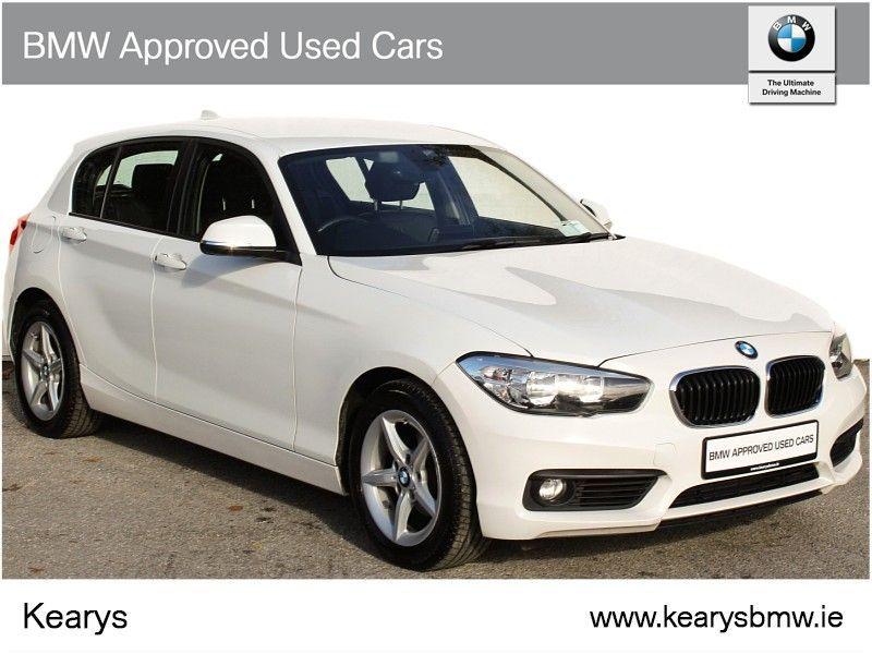 BMW 1 Series 118i SE 5-door
