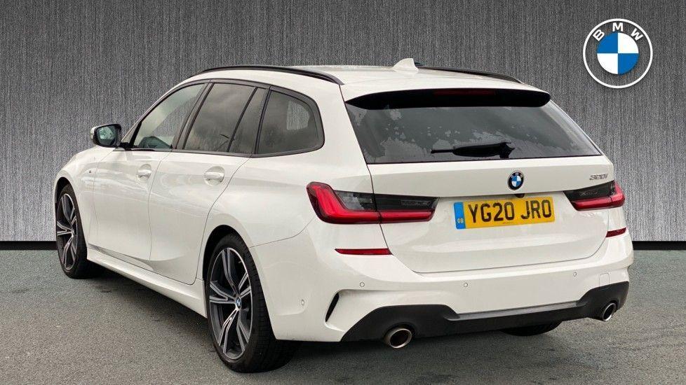 Image 2 - BMW 320i M Sport Touring (YG20JRO)