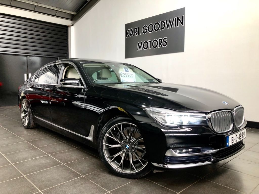 BMW 7 Series 730 LD EXECUTIVE LOW MILES HIGH SPEC