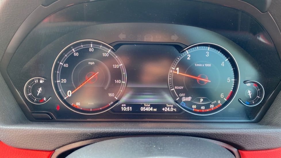 Image 9 - BMW 420d M Sport Coupe (YC69GWX)