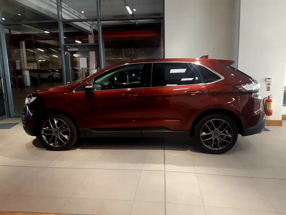 Used Ford Edge 2.0 TDCI TITANIUM AWD 180BHP (2017 (171))