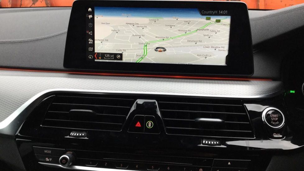 Image 14 - BMW 520d M Sport Touring (MM68LCW)