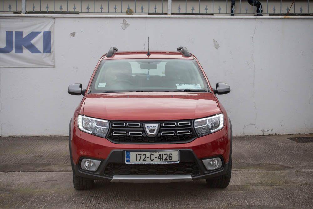 Used Dacia Sandero Stepway 0.9 Stepway Alternative Hatchback Petrol Manual (90bhp) (2017 (172))