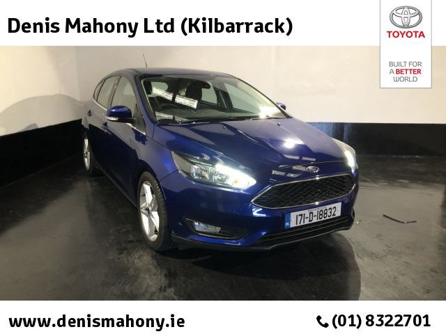Used Ford Focus 5DR 1.5 TD 6SPEED @ DENIS MAHONY KILBARRACK (2017 (171))