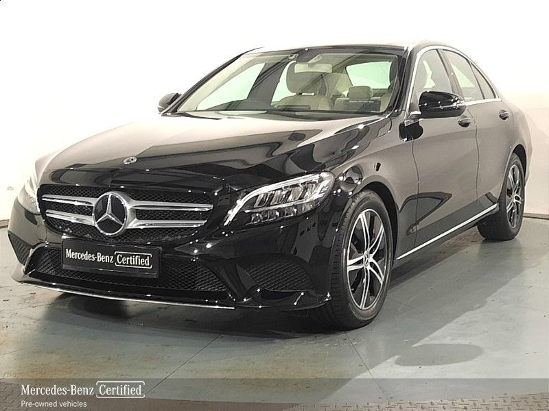 Mercedes-Benz C-Class C 200 with Smartphone integration from €569 per month*