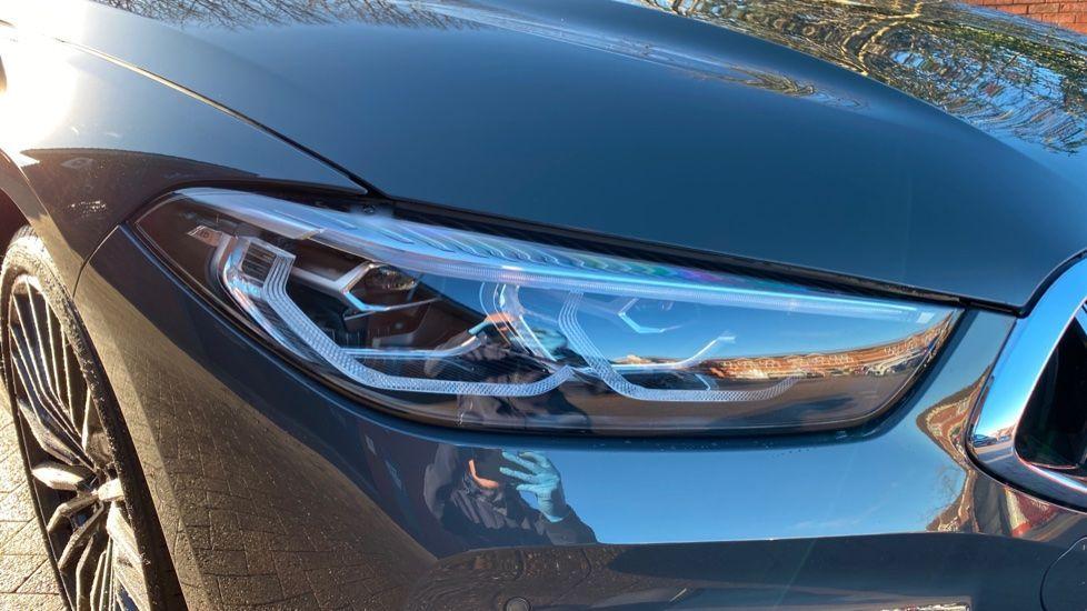 Image 23 - BMW 840i Gran Coupe (YE69WNX)