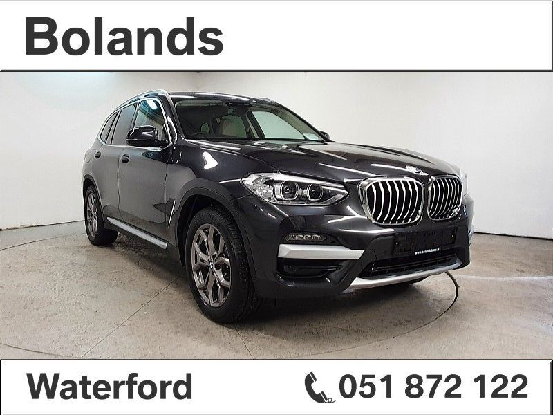 BMW X3 X3 xDrive xLine From €209 Per Month