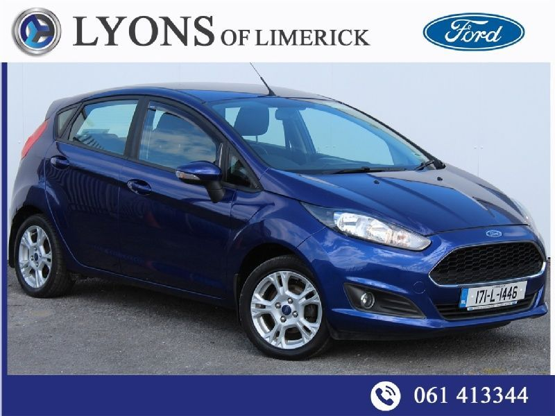 Ford Fiesta ZETEC 1.0 65PS M5 4DR Contact Stephen on 087 667 4103
