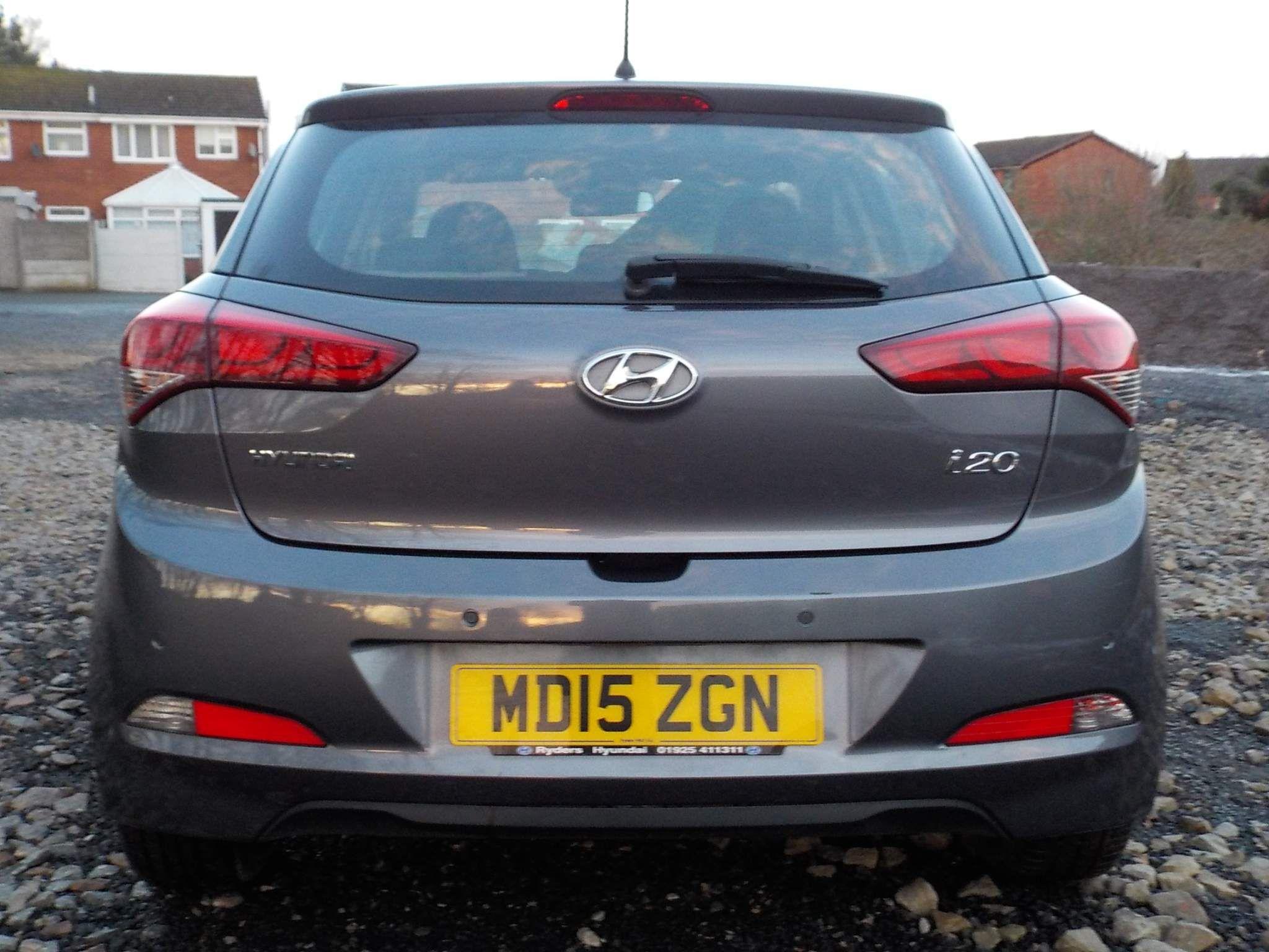 Hyundai i20 1.4 SE 5dr