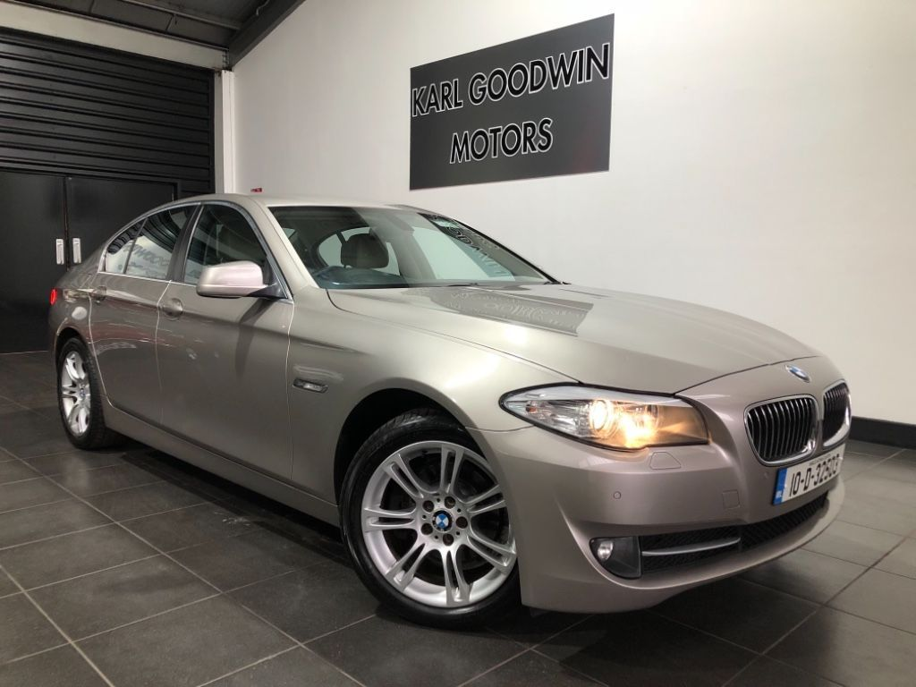 BMW 5 Series 520 D SE 7 SPEED FW12 4DR AUTO