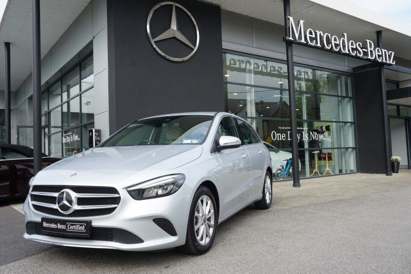 Mercedes-Benz B-Class 200d---Progressive--Auto--demonstrator