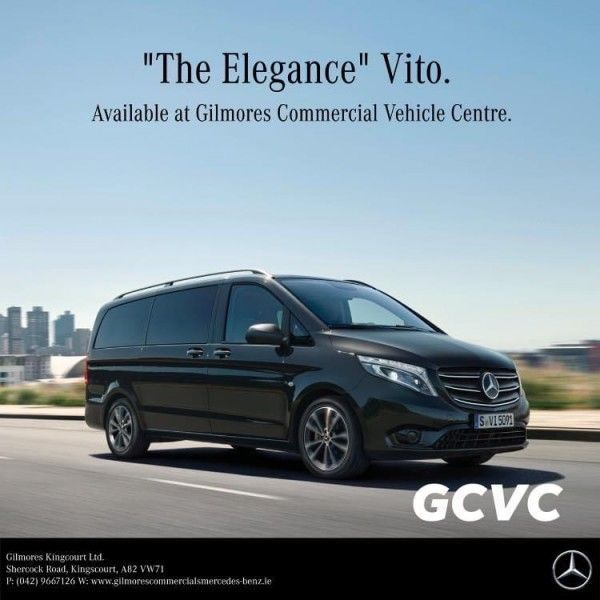 Mercedes-Benz Vito 2021 Vito Evolved