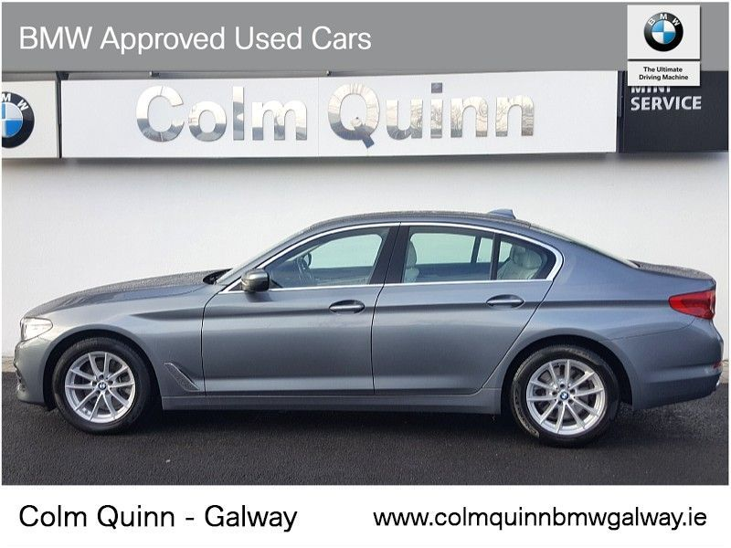 Used BMW 5 Series 520d SE Saloon (2017 (171))