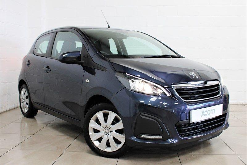 Peugeot 108 ACTIVE 1.0 5dr