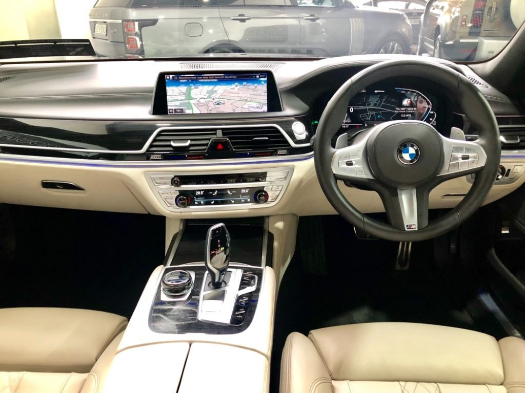 Used BMW 7 Series 745 E-HYBRID G11 M SPORT LOW MILEAGE (2019 (192))