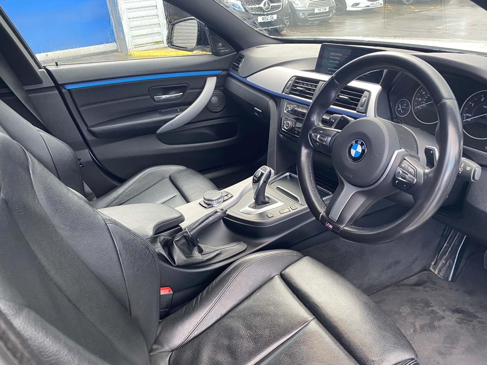 Image 10 - BMW 435d xDrive M Sport Gran Coupe (YK66LFF)