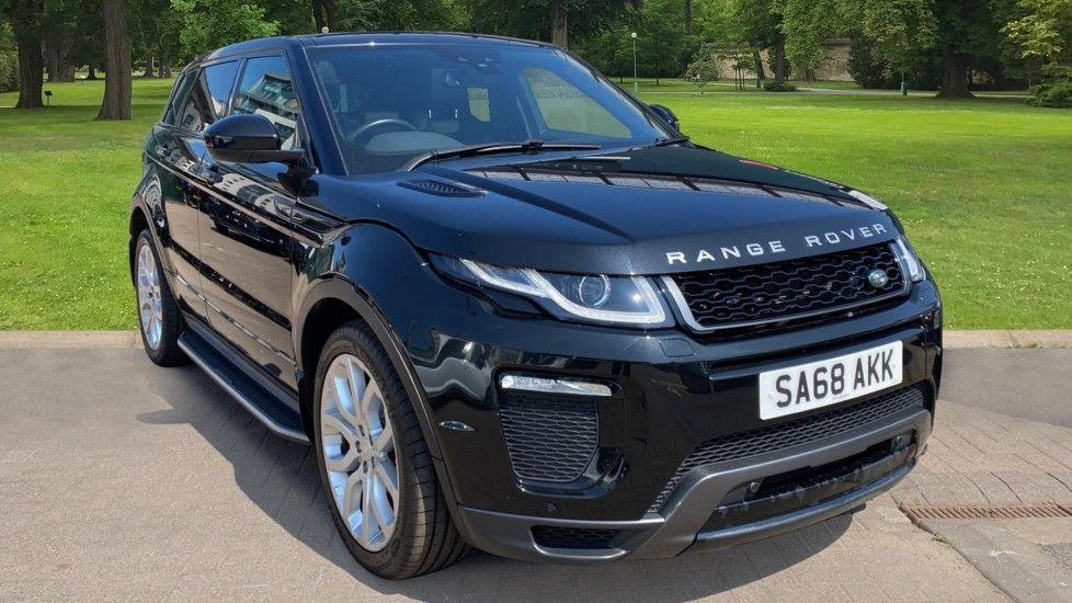 Used 2018 Range Rover Evoque Dynamic  Auto