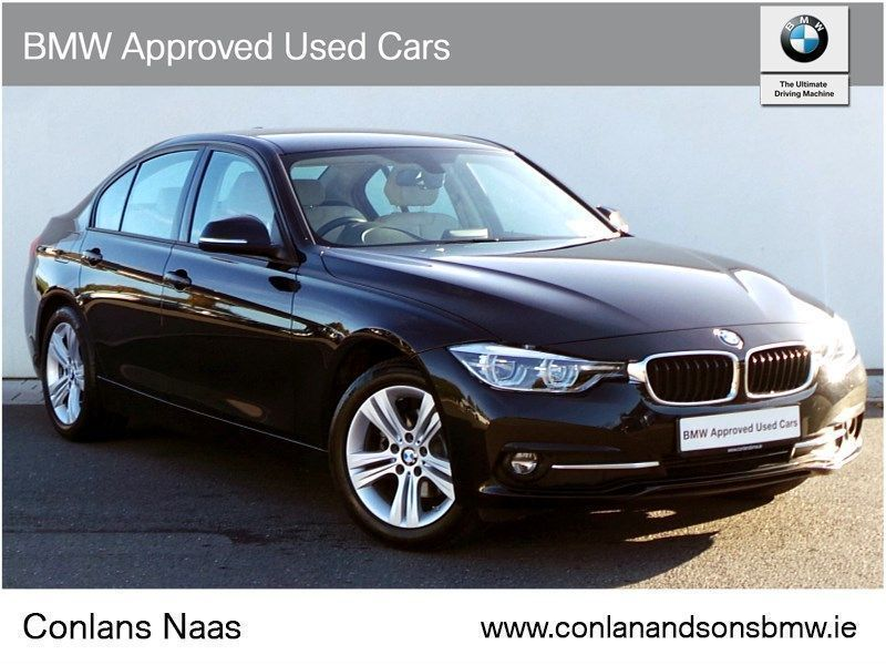 Used BMW 3 Series 316d Sport Saloon (2018 (181))