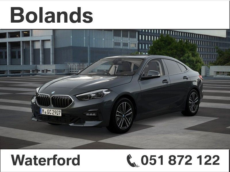 BMW 2 Series 218i Sport Gran Coupe BMW Select From €75 Per Week