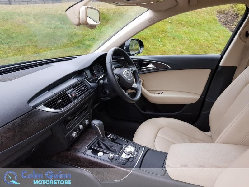 Used Audi A6 2.0 TDI 150 SE S-TRONIC  4DR AUTO (2018 (181))