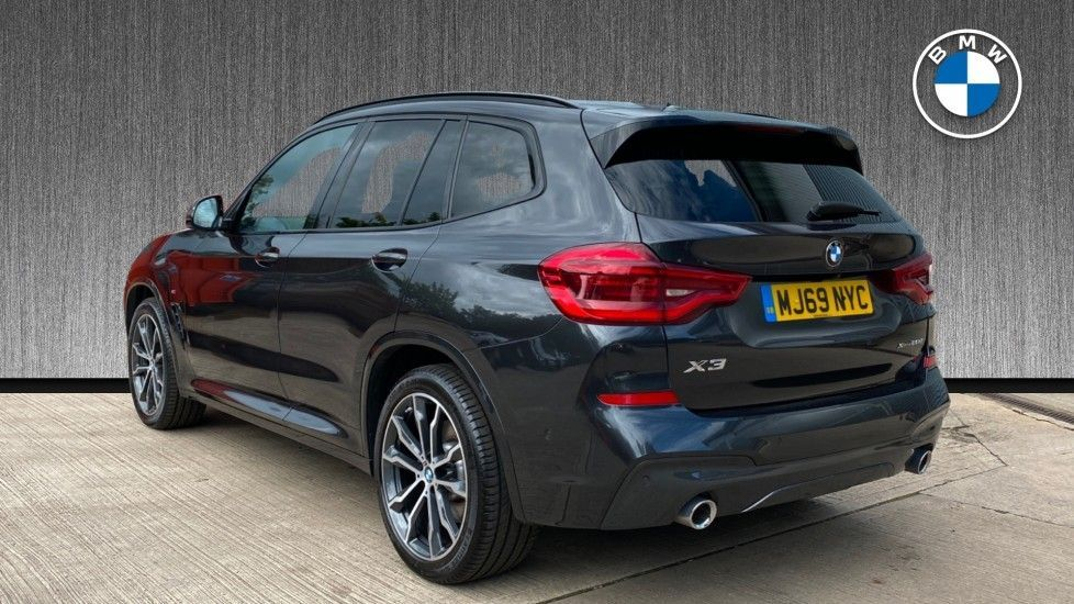 Image 2 - BMW xDrive20d M Sport (MJ69NYC)