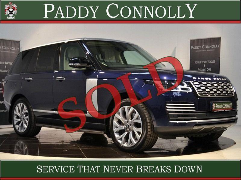 Land Rover Range Rover *5 Seat N1 Bus.Class* P400eAUTOBIOGRAPHY                                              P400E