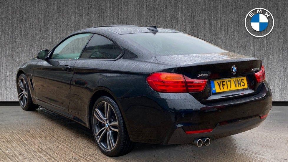 Image 2 - BMW 435d xDrive M Sport Coupe (YF17VNS)