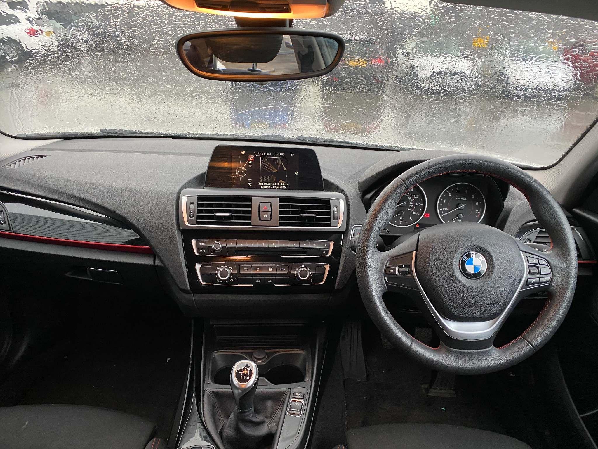 Image 9 - BMW 118i Sport 5-Door (MC66VGP)