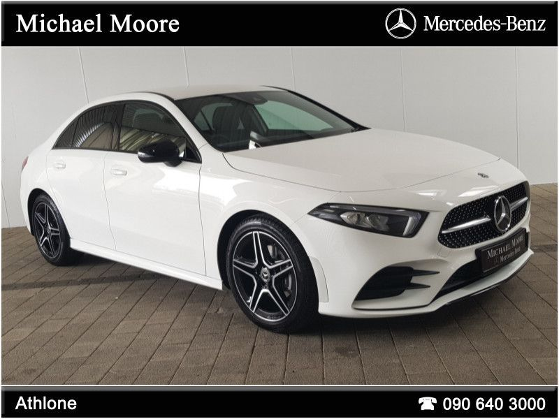 Mercedes-Benz A-Class A180d SALOON AMG LINE AUTO *PARKING SENSORS*