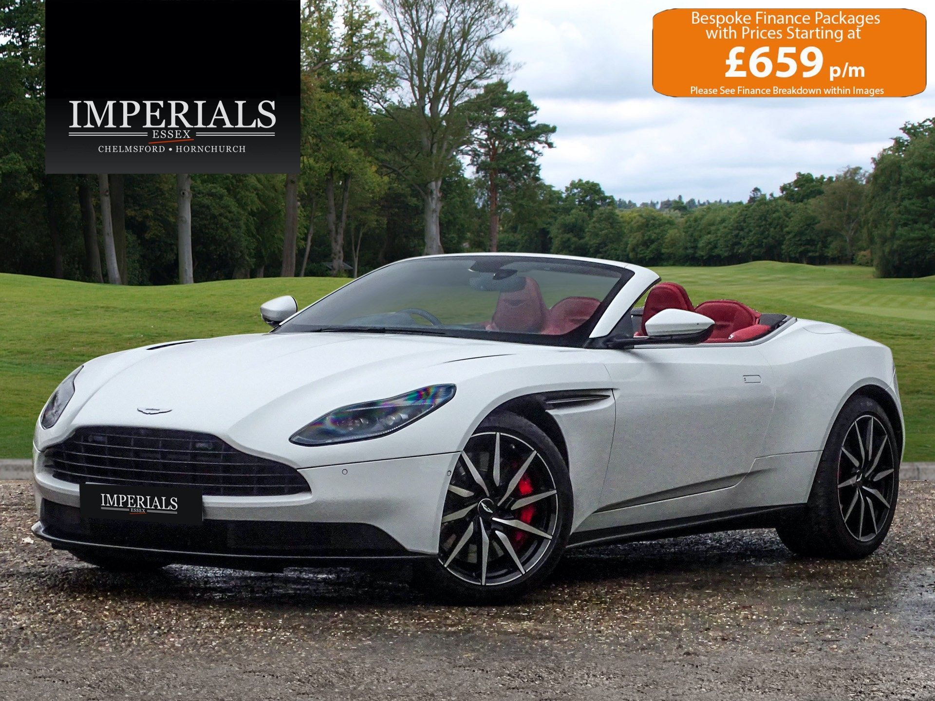 Petrol Aston Martin Db11 Convertible Used Cars For Sale Autotrader Uk