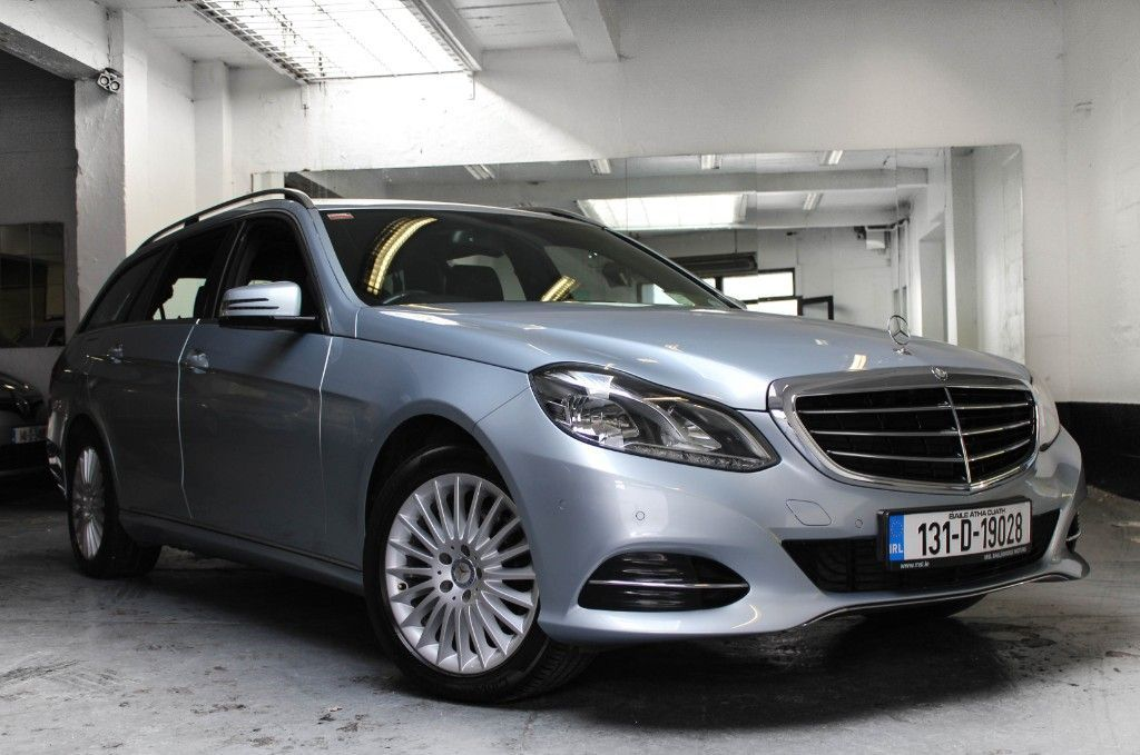Mercedes-Benz E-Class E220 NEW MODEL ESTATE 7 SEATS AUTOMATIC ELEGANCE