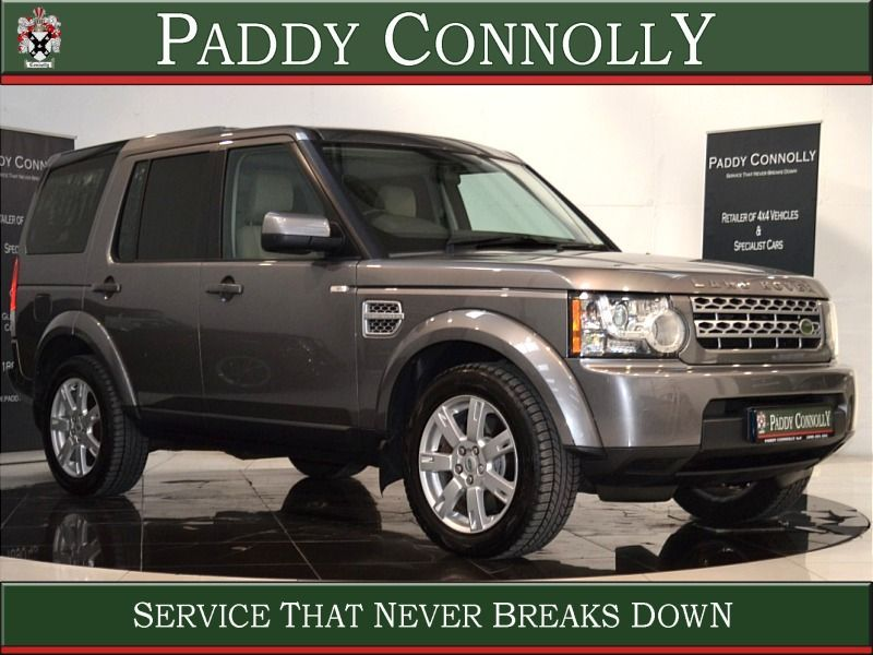 Land Rover Discovery 2 Seat Discovery 4 XE COMMERCIAL