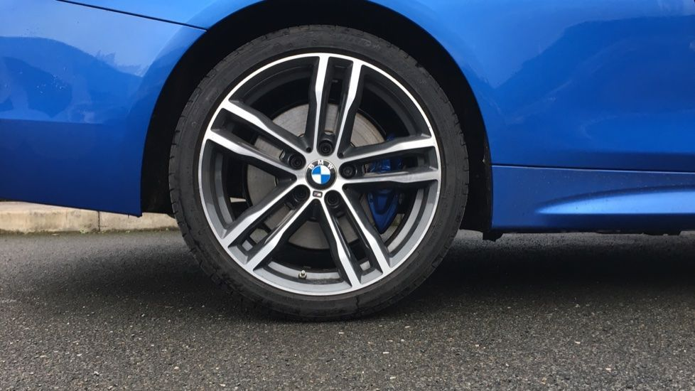 Image 4 - BMW 420d xDrive M Sport Coupe (MA68ORT)