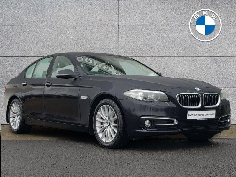 BMW 5 Series 530d Luxury Saloon
