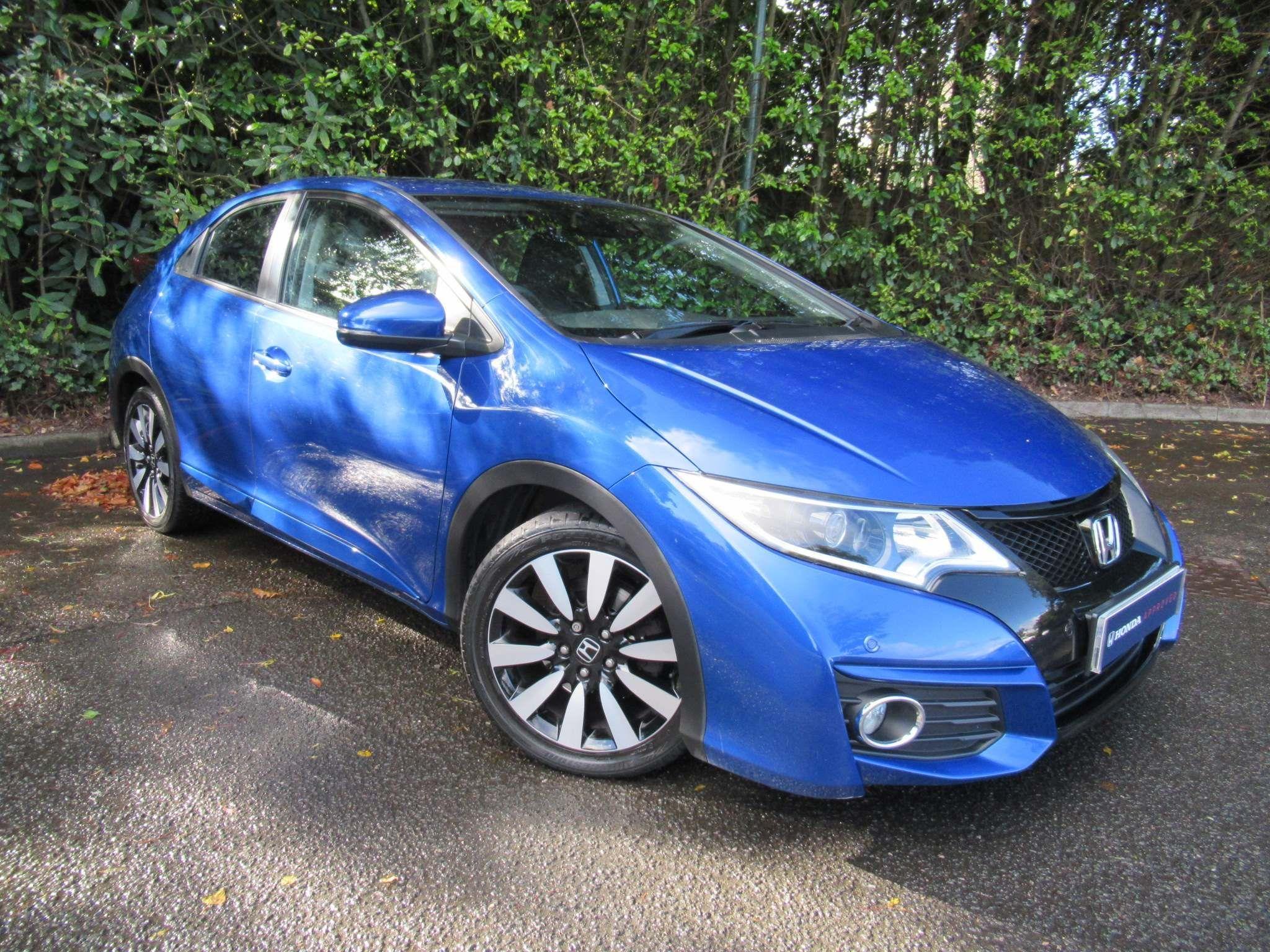 Honda Civic 1.8 i-VTEC SE Plus Auto 5dr
