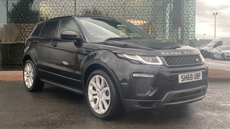 Used 2018 Range Rover Evoque Diesel Hatchback 2.0 TD4 HSE Dynamic 5dr Auto