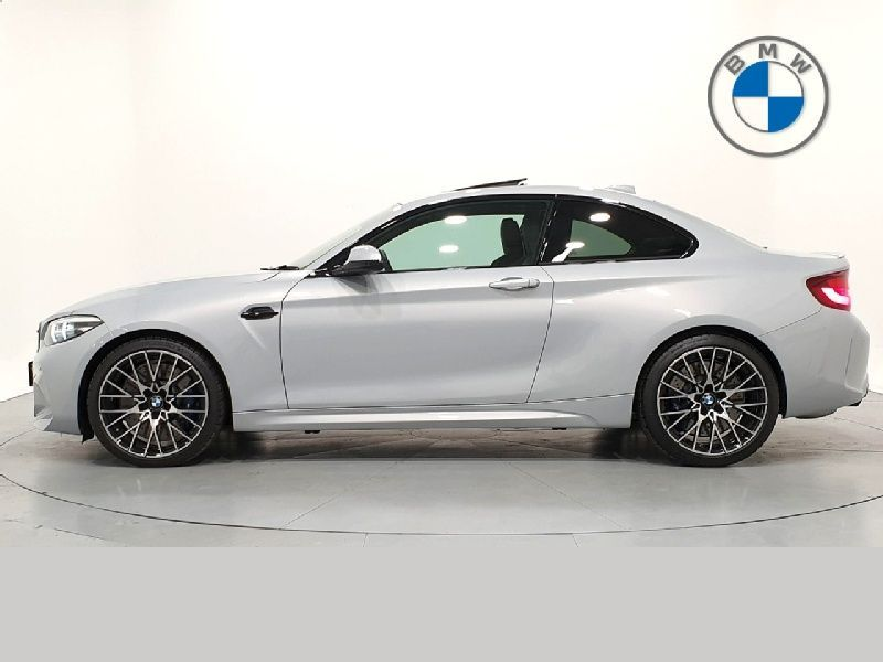 Used BMW M2 Competition Coupe (2021 (211))