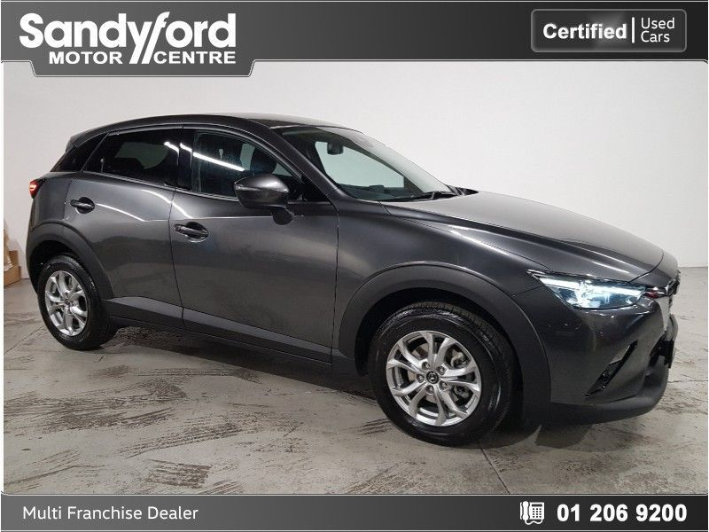 Mazda CX-3 Executive SE From 345 p/m**  1.8 Diesel