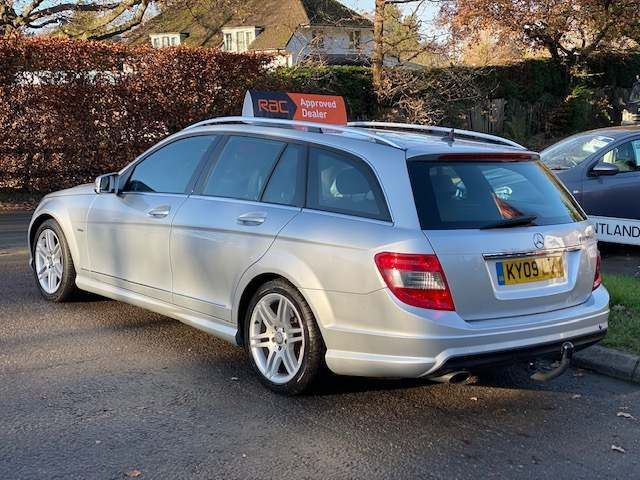 Used Mercedes-Benz C Class for sale