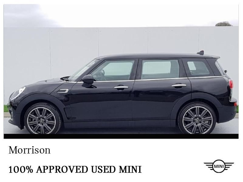 Used MINI Clubman Clubman Cooper D Exclusive (2019 (191))
