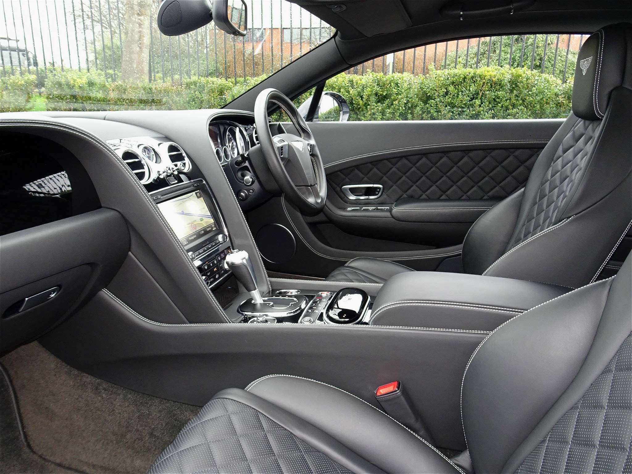 Bentley Continental 4.0 GT V8 S Auto 4WD 2dr