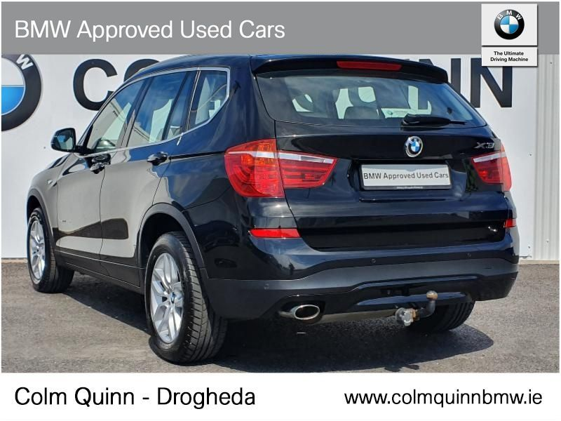 Used BMW X3 sDrive 18d (2016 (161))