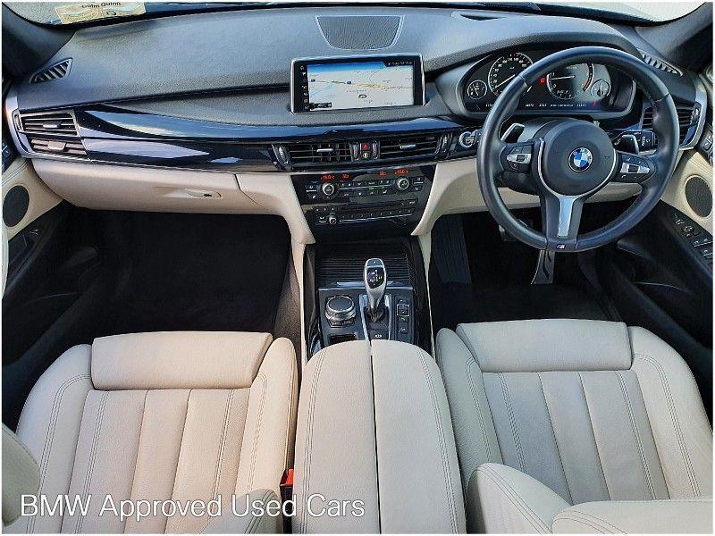Used BMW X5 M50d (2017 (171))