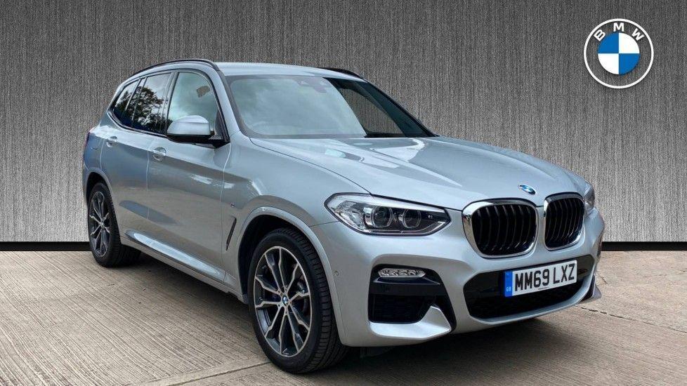 Image 1 - BMW xDrive20d M Sport (MM69LXZ)