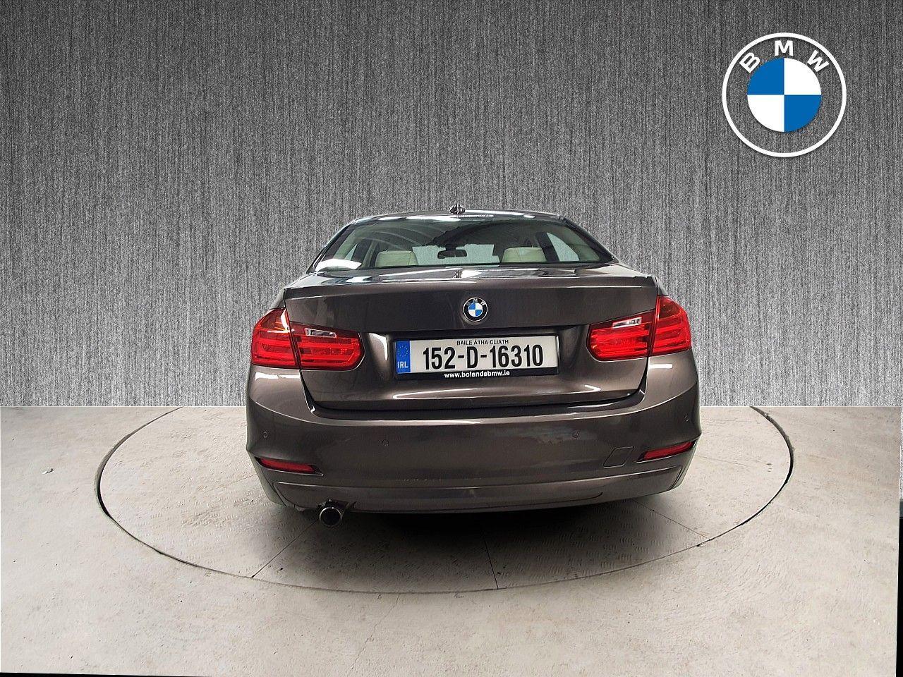 Used BMW 3 Series 318d SE Saloon (2015 (152))