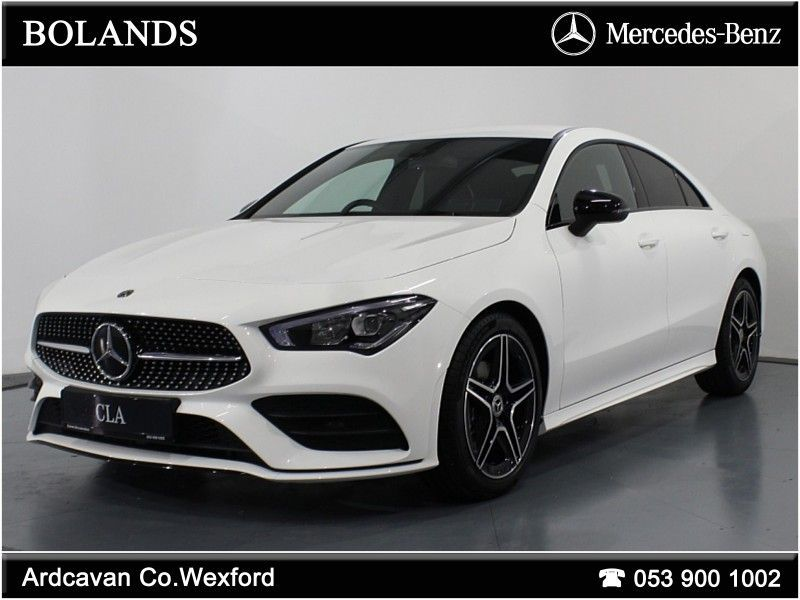 Mercedes-Benz CLA-Class CLA180D AMG Line with Nightpack - €660 per month *