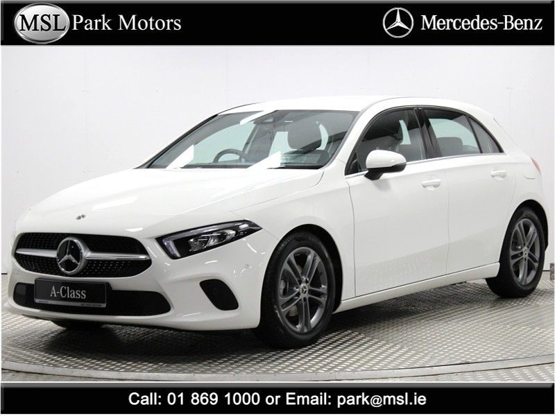 Mercedes-Benz A-Class 180d Automatic with Advantage Pack - €6,271 worth of extras - Available for immediate delivery at MSL Park Motors.