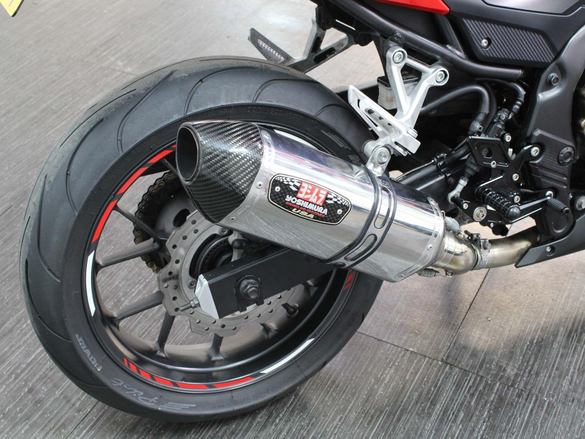 Honda CBR500 Images